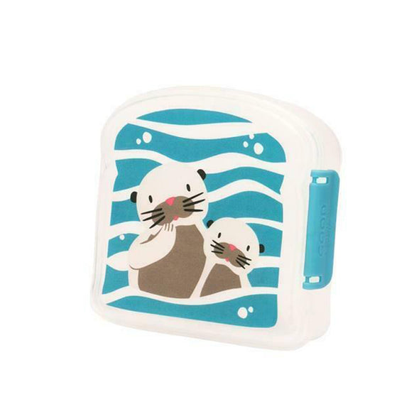 Sandwich Box: Otter