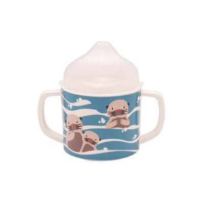 Sippy Cup: Otters