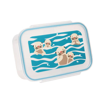 Bento Box: Baby Otters