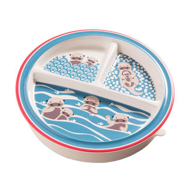 Suction Plate: Otters