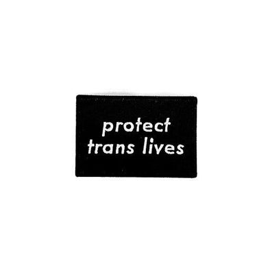 Patch: Protect Trans Lives