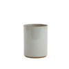 Small Porcelain Planter: Gray