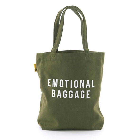 Tote: Emotional Baggage