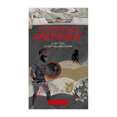 The Endless Odyssey: Storytelling Game