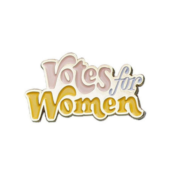 Pin: Votes for Women
