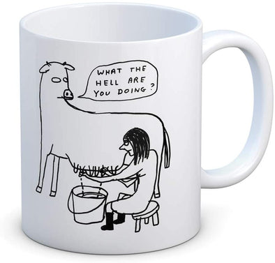 Mug: What the Hell