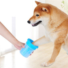 Load image into Gallery viewer, Portable pet paw cleaner cup