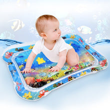Load image into Gallery viewer, Inflatable Water Mat for Babies