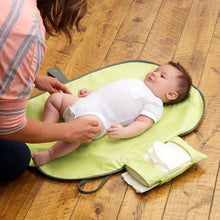 Load image into Gallery viewer, Foldable Changing Pad and Diaper Bag