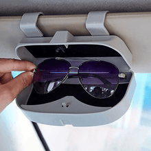 Load image into Gallery viewer, Car Sunglasses Case
