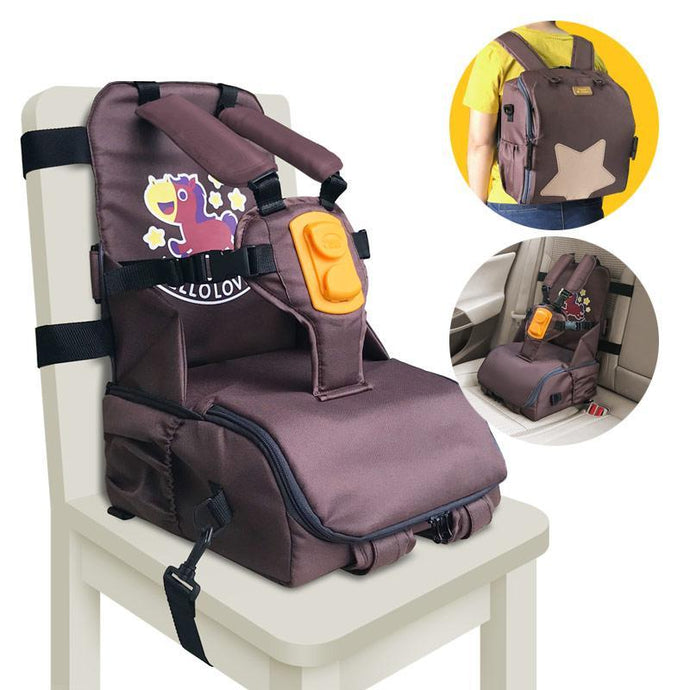 3 in 1 mommy bag portable infant seat