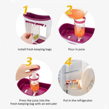 Load image into Gallery viewer, DIY Baby Food Squeeze Station