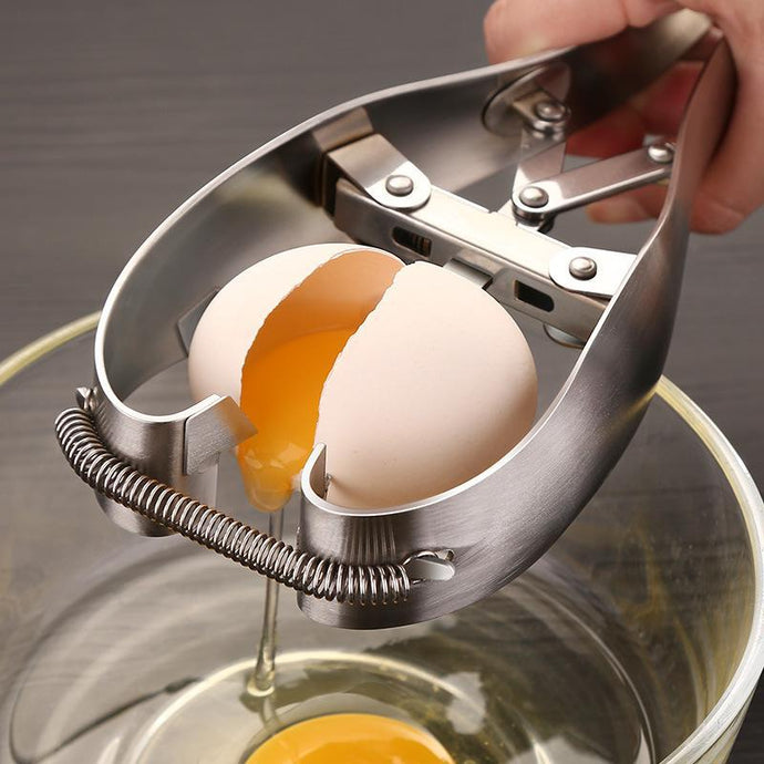Quick egg beater