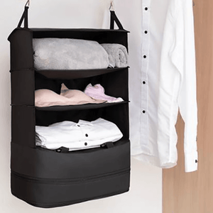 Portable Travel Closet Organiser