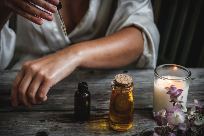 Combining Essential Oils with CBD Oil: Maximizing What You Have