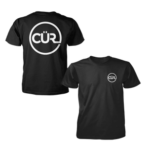 CÜR Short Sleeve Crew (Black)