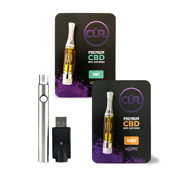 Oil Cartridge Bundle - Pick 2