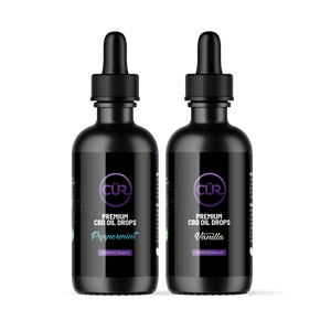 CBD Oil Bundle - Pick 2 (1000mg)