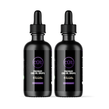 Load image into Gallery viewer, CBD Oil Bundle - Pick 2 (1000mg)