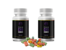 Load image into Gallery viewer, Bundle of CBD Gummies - 25mg Bears