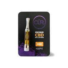 Load image into Gallery viewer, Mango CBD Vape Cartridge - Find Your CUR CBD