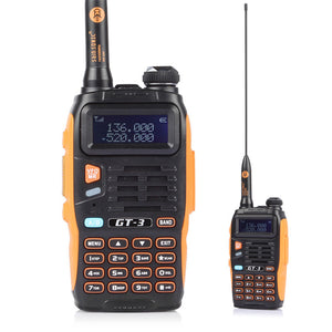 GT-3 Mark II 5W Dual Band Radio