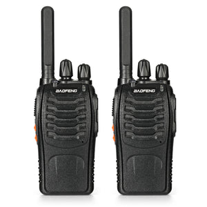 BF-88ST [2 Pack] 2W FRS Radio