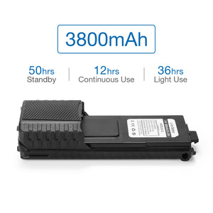 Battery 3800mAh for RD-5R/UV-5R/UV-5R Plus/UV-5RTP/UV-5RA (NOT FOR UV-5REX)