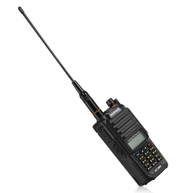 GT-3WP 5W/3W/1W Dual Band Radio
