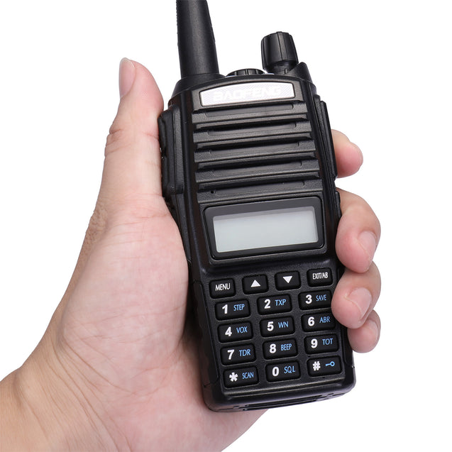 UV-82X3 5W Tri-band Radio