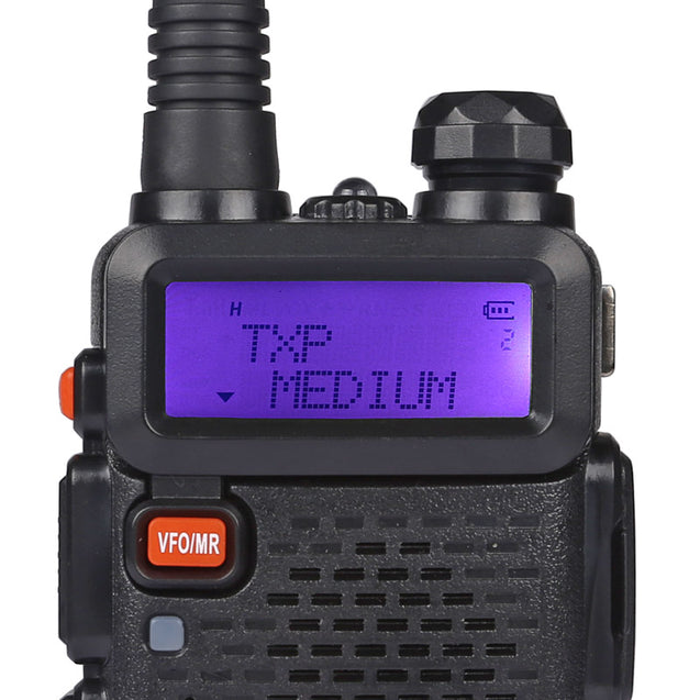 UV-5RTP 8W/4W/1W Dual Band [5 PACKS]