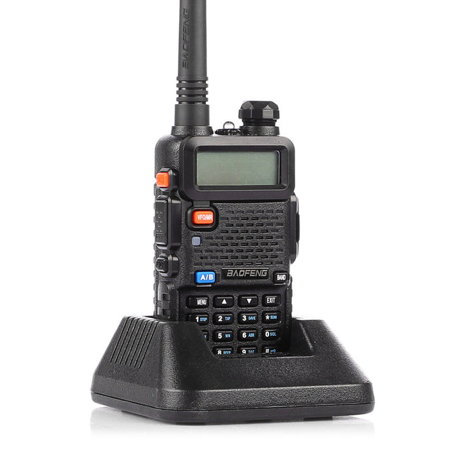 UV-5R 5W Dual Band Radio