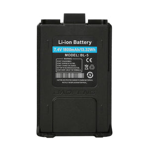 Battery 1800mAh for Baofeng UV-5R