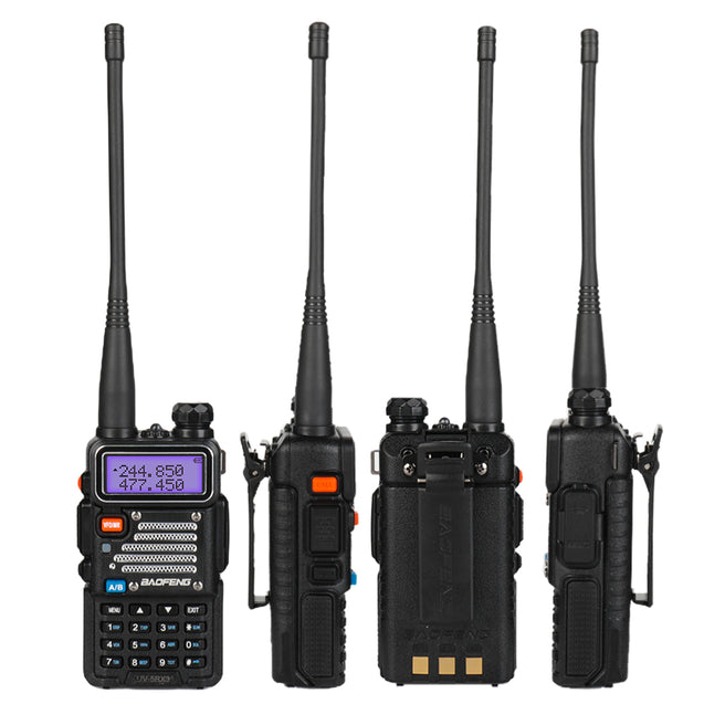 UV-5RX3 5W Tri-band Radio