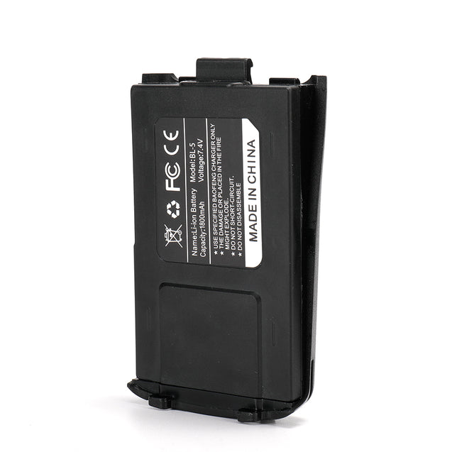 Battery 1800mAh for UV-5R EX