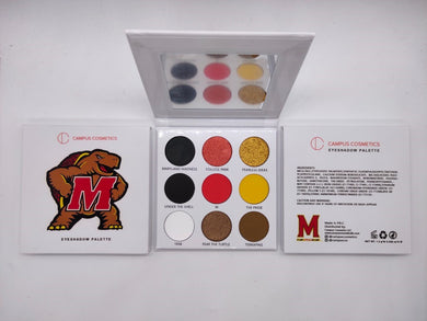 UNIVERSITY OF MARYLAND PALETTE