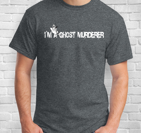 Ghost Murderer Short-Sleeve Unisex T-Shirt