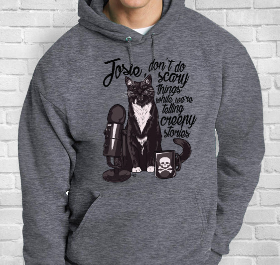Bad Kitty Unisex Hoodie