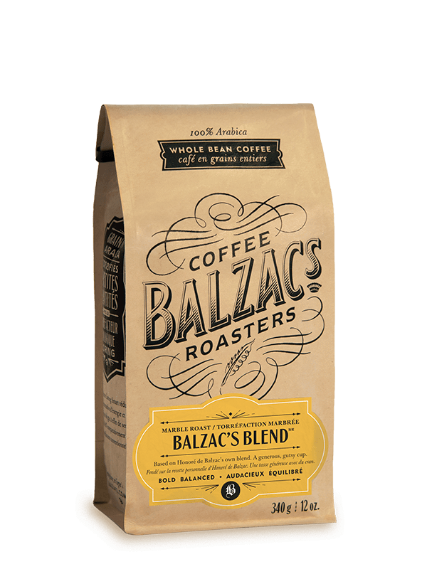 Balzacs Coffee Beans Original - 340 g