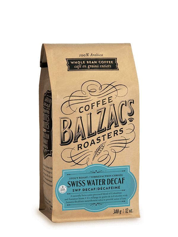 Balzacs Coffee Beans Decaf - 340 g