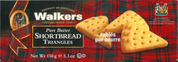 Walkers Shortbread Triangles - 150 g