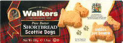 Walkers Shortbread Scottie Dogs - 110 g
