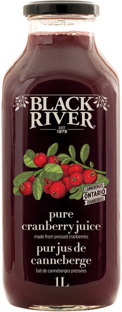 Black River Juice - Cranberry - 1L