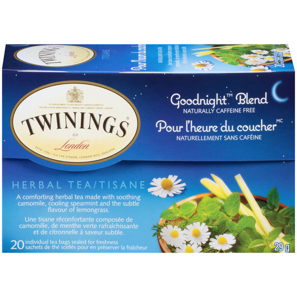 Twinings Tea - Goodnight Blend - 20's