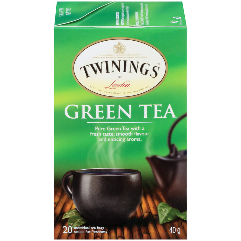 Twinings Tea - Green Classic - 20's