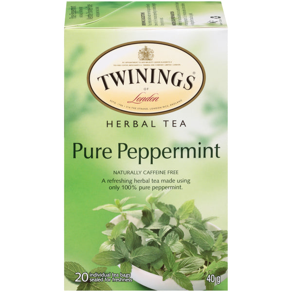 Twinings Tea - Peppermint - 20's