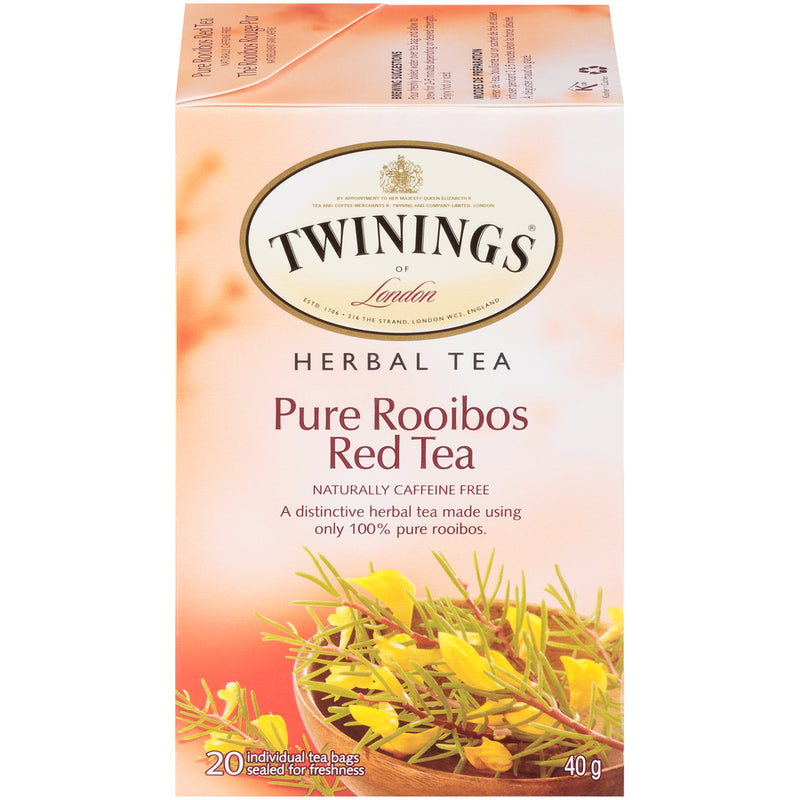 Twinings Tea - Rooibos Red - 20's
