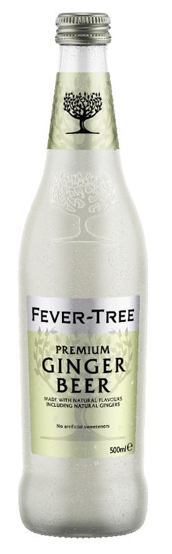 Fever Tree Ginger Beer - 500 ml