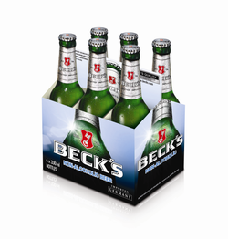 Beck's Non-alc. Beer - 6x330ml