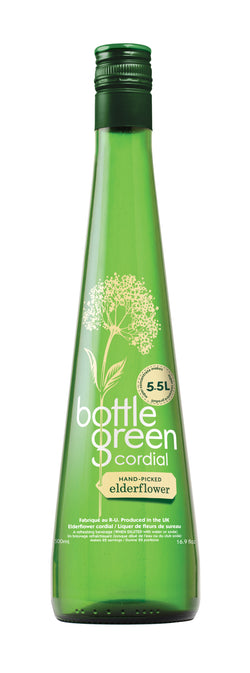 Bottle Green Cordial - Elderflower - 500 ml
